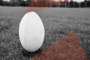 Rugby ball portraying Sports Payroll Solutions Specialists