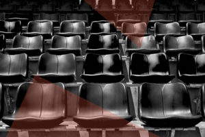 stadium seating portraying Leisure Payroll Solutions Specialists